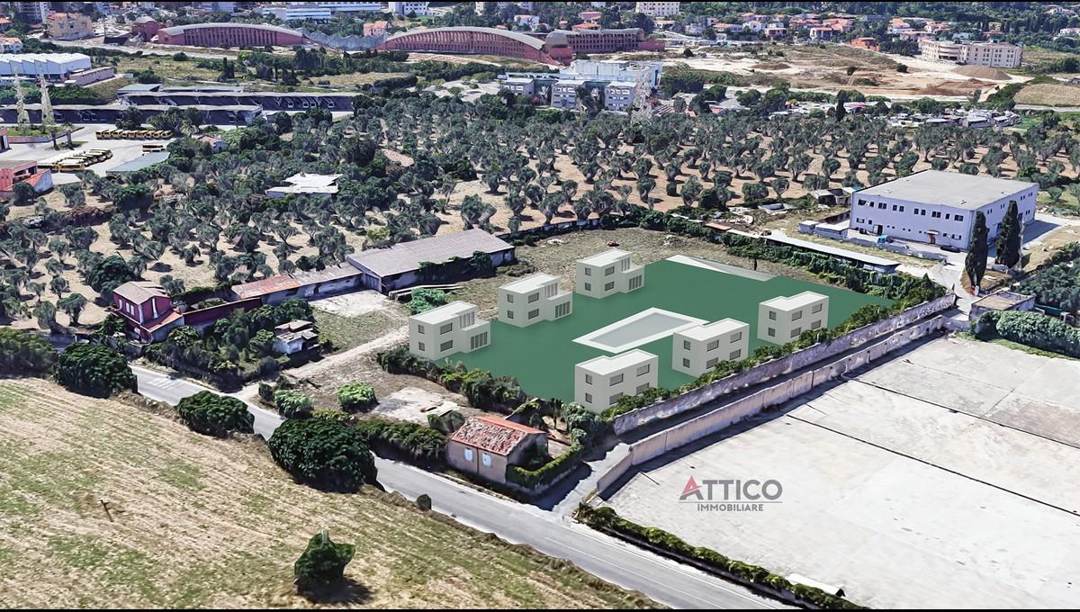Area edificabile a Predda Niedda nei pressi del centro commerciale Tanit, Via Caniga 11, Sassari, Sardegna.